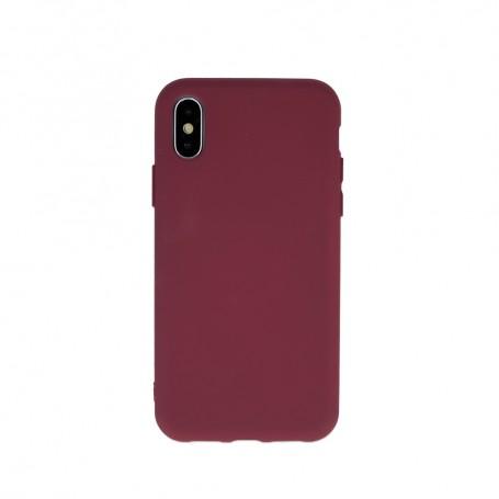 Husa Silicon Huawei P Smart (2019), interior din microfibra, Rosu Visiniu la pret imbatabile de 39,99lei , intra pe PrimeShop.ro.ro si convinge-te singur