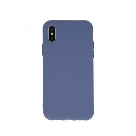 Husa Silicon Huawei P Smart (2019), interior din microfibra, Albastru Marengo la pret imbatabile de 54,00lei , intra pe PrimeShop.ro.ro si convinge-te singur