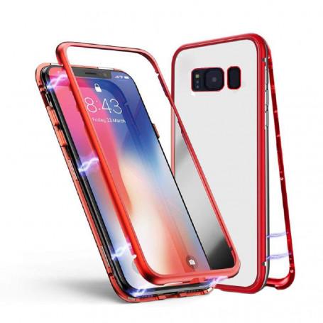 Husa telefon Magnetica 360 pentru Samsung Galaxy S8 Plus la pret imbatabile de 54,90LEI , intra pe PrimeShop.ro.ro si convinge-te singur