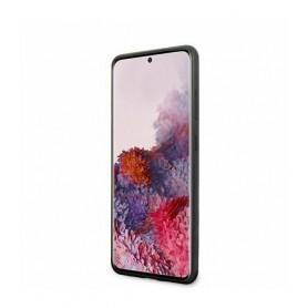 Husa Premium Originala Guess Samsung S20 ,colectia 4G Stripe, Maro Guess - 4