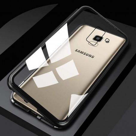 Husa telefon Magnetica 360 pentru Samsung Galaxy A8 (2018)