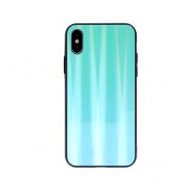 Husa Aurora Gradient Glass pentru Samsung Galaxy S20  - 26