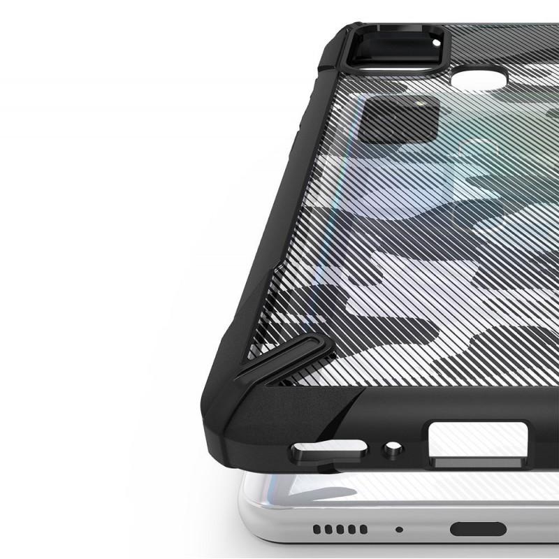 Husa Fusion X Ringke Samsung Galaxy A21s - Camo