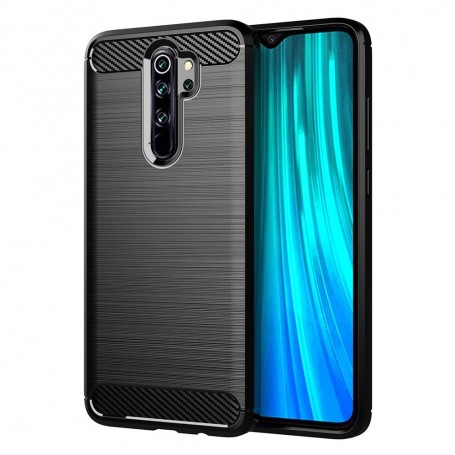 Husa Tpu Carbon Fibre pentru Xiaomi Redmi 9, Neagra la pret imbatabile de 36,99lei , intra pe PrimeShop.ro.ro si convinge-te singur