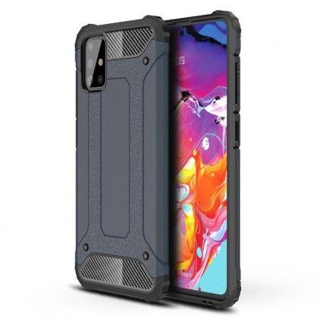 Husa Tpu Hybrid Armor pentru Samsung Galaxy S10 Lite , Midnight Blue la pret imbatabile de 38,99lei , intra pe PrimeShop.ro.ro si convinge-te singur
