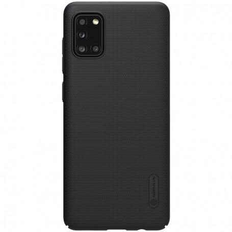 Husa Samsung Galaxy A31 - Nillkin Super Frosted Shield, Neagra la pret imbatabile de 51,99lei , intra pe PrimeShop.ro.ro si convinge-te singur