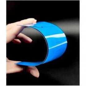 Folie Protectie Ecran pentru Xiaomi Redmi 9 - Flexibila - Anti Shock, Case Friendly  - 2