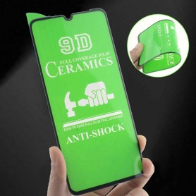 Folie Protectie Ecran pentru Xiaomi Redmi 9 - Flexibila - Anti Shock, Case Friendly  - 1