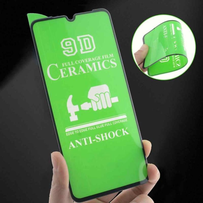 Folie Protectie Ecran pentru Xiaomi Redmi 9 - Flexibila - Anti Shock, Case Friendly