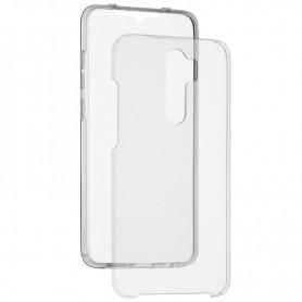 Husa Xiaomi Redmi Note 8 Pro - FullCover 360 (Fata + Spate), transparenta  - 1