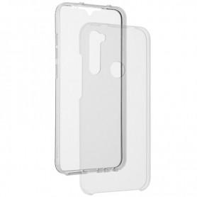 Husa Xiaomi Redmi Note 8T - FullCover 360 (Fata + Spate), transparenta  - 1