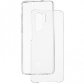 Husa Huawei P Smart Z - FullCover 360 (Fata + Spate), transparenta  - 1