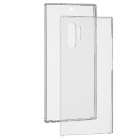 Husa Samsung Galaxy Note 10 - FullCover 360 (Fata + Spate), transparenta  - 1