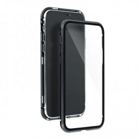 Husa Magnetica 360 cu sticla fata spate, pentru Samsung Galaxy S20 FE / Galaxy S20 FE 5G  - 1