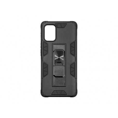 Husa Samsung Galaxy A51 - Tpu Hybrid Stand, Neagra la pret imbatabile de 45,00lei , intra pe PrimeShop.ro.ro si convinge-te singur