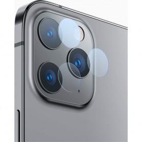 Folie protectie camera pentru iPhone 12 Pro Max, sticla securizata 9H  - 1