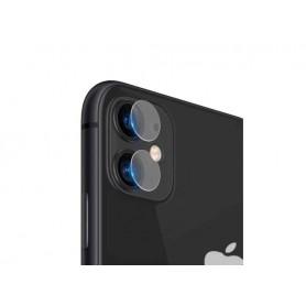 Folie protectie camera pentru iPhone 11, sticla securizata 9H  - 1