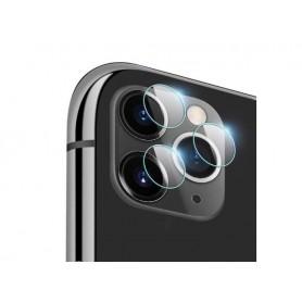 Folie protectie camera pentru iPhone 11 Pro / iPhone 11 Pro Max, sticla securizata 9H  - 1