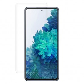 Folie Protectie Ecran Samsung Galaxy S20 FE / Galaxy S20 FE 5G, Nano Flexi Glass Hybrid  - 1