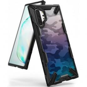 Husa pentru Samsung Galaxy Note 10 Plus, Ringke Fusion X, Camo Ringke - 1