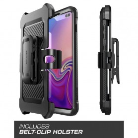 Husa Samsung Galaxy S10 - Supcase  Unicorn Beetle Pro, Neagra Supcase - 2