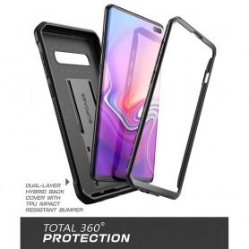 Husa Samsung Galaxy S10 - Supcase  Unicorn Beetle Pro, Neagra Supcase - 4