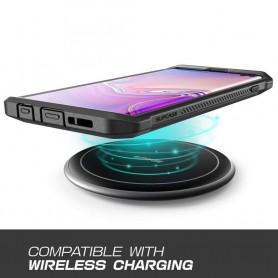 Husa Samsung Galaxy S10 - Supcase  Unicorn Beetle Pro, Neagra Supcase - 8