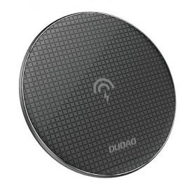 Incarcator Wireless Inductie Pad pentru Telefon Qi 10W Ultra Subtire Dudao Stylish, Negru Dudao - 1