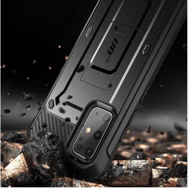 Husa Samsung Galaxy S20 - Supcase  Unicorn Beetle Pro, Neagra - 3