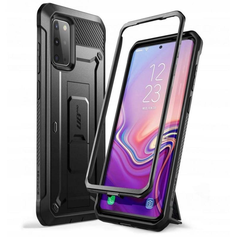 Husa Samsung Galaxy S20+ Plus - Supcase  Unicorn Beetle Pro, Neagra