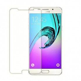 Folie Protectie Ecran pentru Samsung Galaxy A5 (2017) , Sticla securizata, Transparenta  - 1