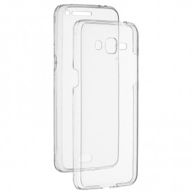 Husa Huawei P Smart (2021) - FullCover 360 (Fata + Spate), transparenta  - 1