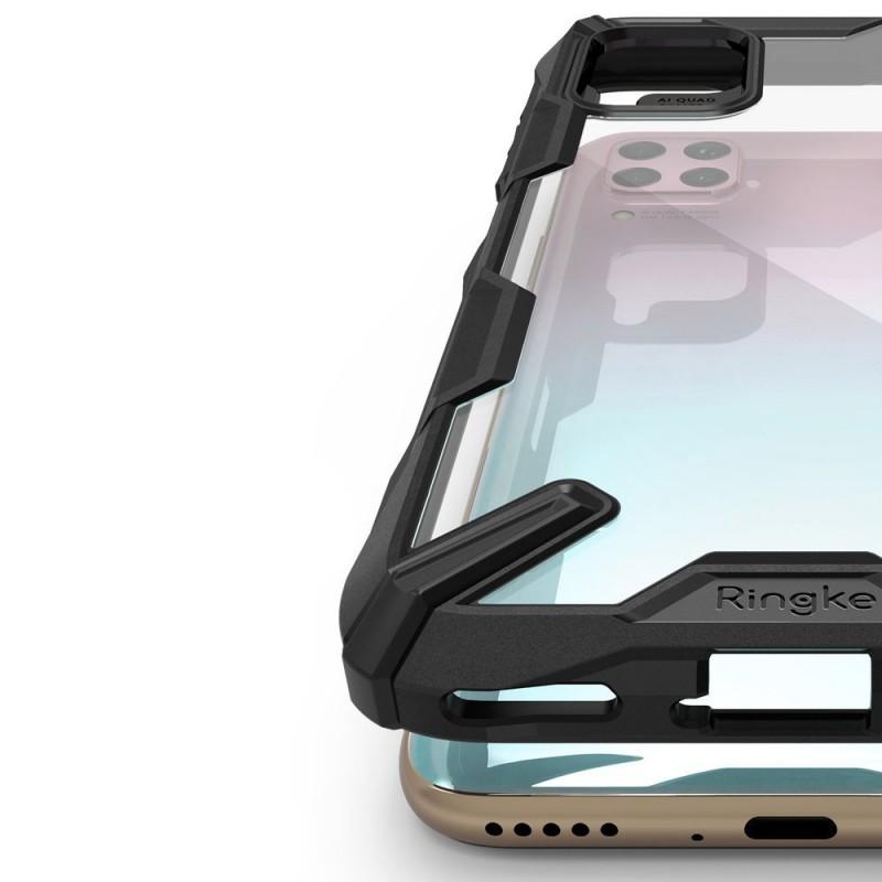 Husa Huawei P40 Lite - Ringke Fusion X, Neagra - 2