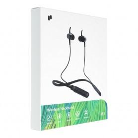 Casti Bluetooth Puridea Sport M03, Rosii  - 7