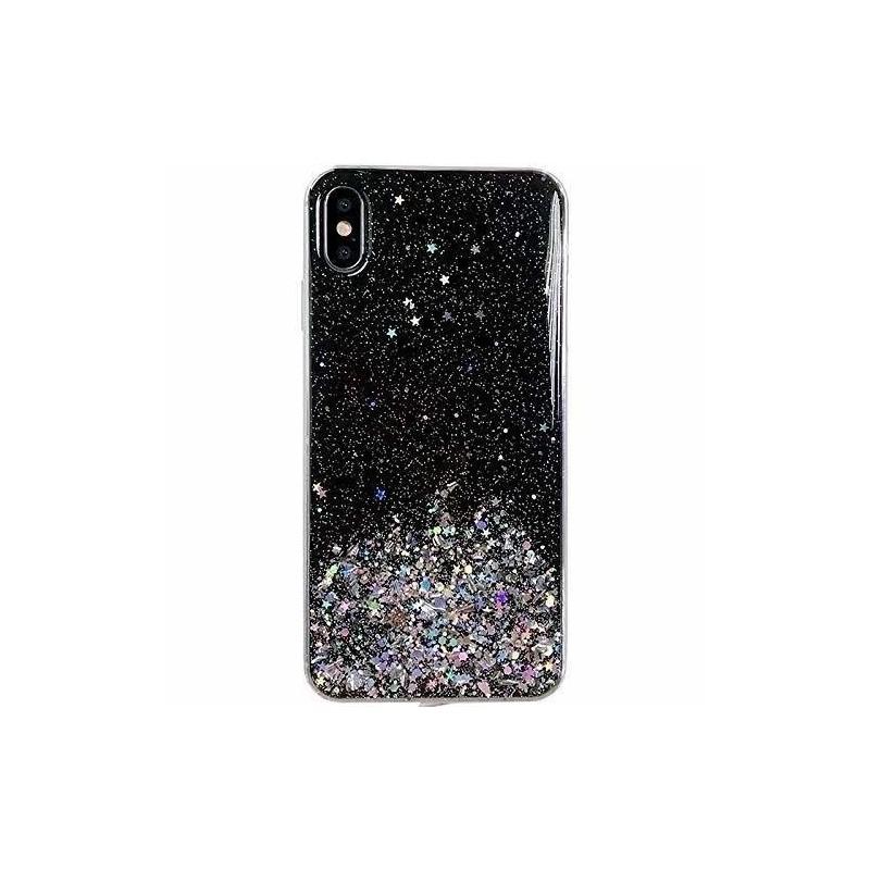 Husa Wozinsky Star Glitter pentru Xiaomi Redmi 9  - 1