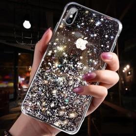 Husa Wozinsky Star Glitter pentru Xiaomi Redmi 9  - 3