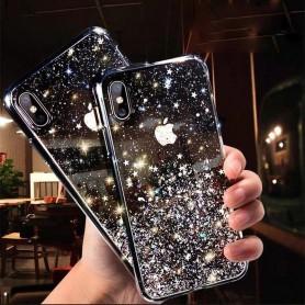 Husa Wozinsky Star Glitter pentru Xiaomi Redmi 9  - 4