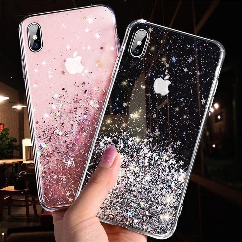 Husa Wozinsky Star Glitter pentru Xiaomi Redmi 9 - 2