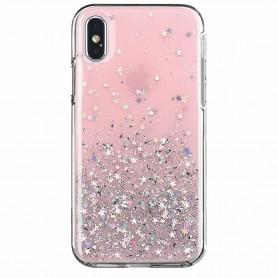 Husa Wozinsky Star Glitter pentru Xiaomi Redmi 9  - 7