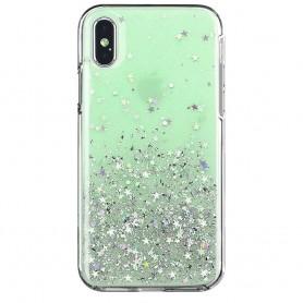 Husa Wozinsky Star Glitter pentru Xiaomi Redmi 9  - 9