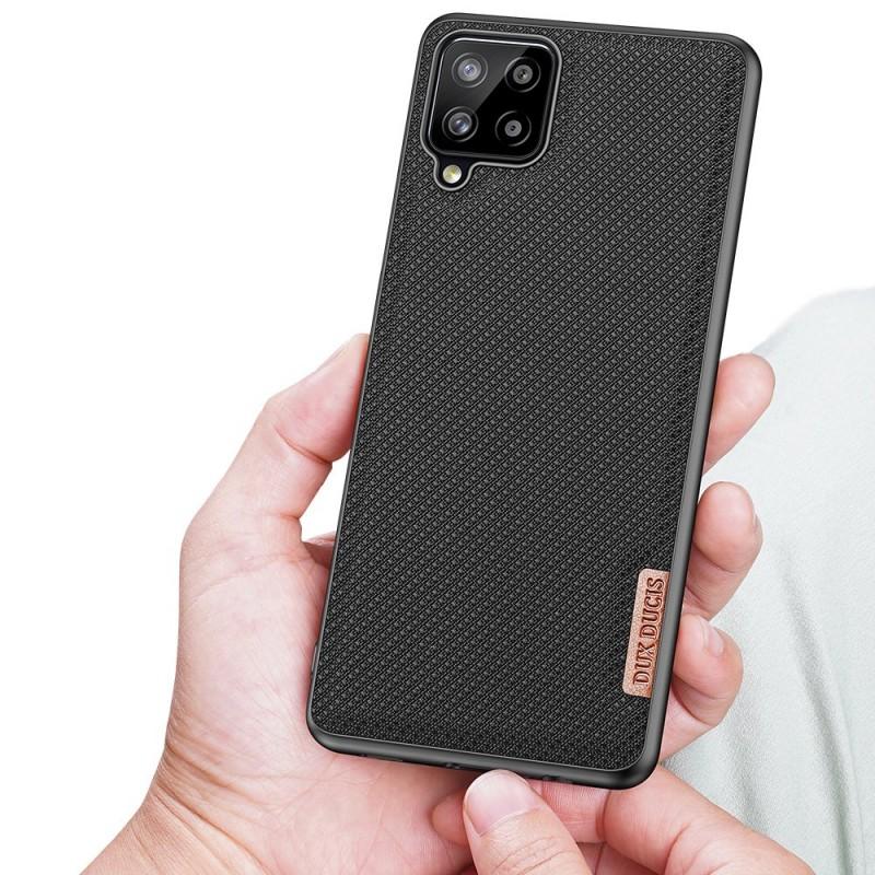 Husa Samsung Galaxy A12 - Dux Ducis Fino Texture - 2