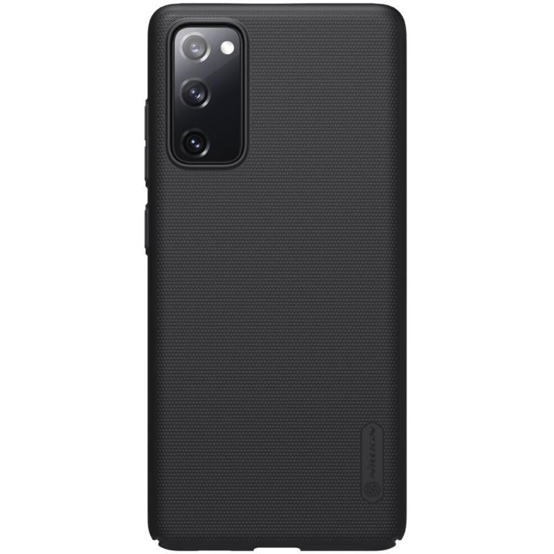 Husa Samsung Galaxy S20 FE / S20 FE 5G - Nillkin Super Frosted Shield, Neagra