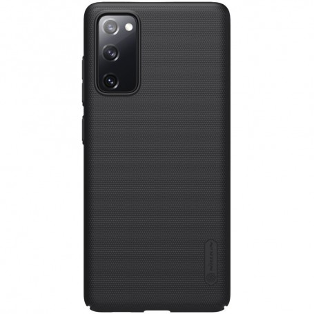 Husa Samsung Galaxy S20 FE / S20 FE 5G - Nillkin Super Frosted Shield, Neagra la pret imbatabile de 54,90lei , intra pe PrimeShop.ro.ro si convinge-te singur