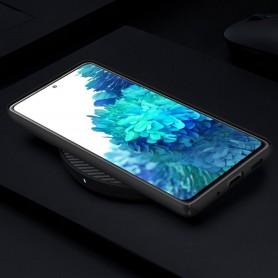 Husa Samsung Galaxy S20 FE / S20 FE 5G - Nillkin CamShield cu Protectie Camera, Neagra  - 12