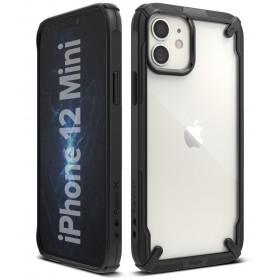 Husa iPhone 12 Mini - Ringke Fusion X, Neagra Ringke - 1