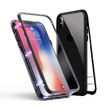 Husa telefon Magnetica 360 pentru iPhone X / XS