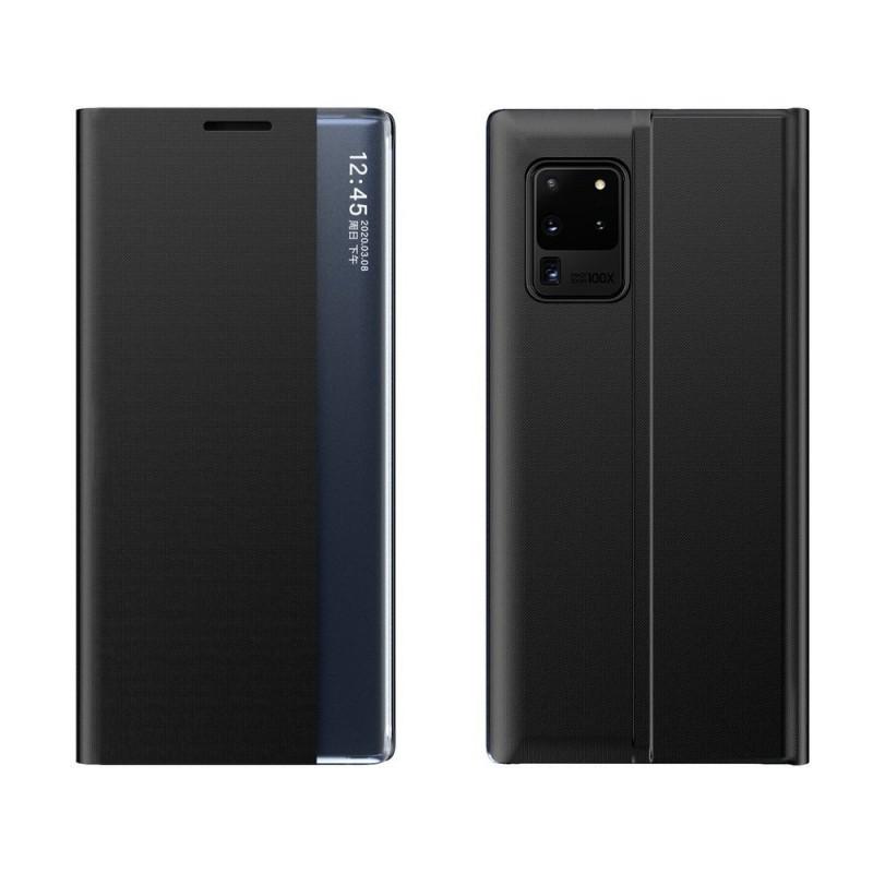 Husa pentru Samsung Galaxy Note 20 Ultra / Galaxy Note 20 Ultra 5G  - Flip Tip Carte Smart View Stand