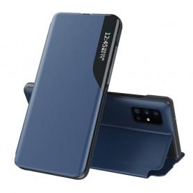 Husa pentru Samsung Galaxy Note 20 Ultra / Galaxy Note 20 Ultra 5G - Flip Tip Carte Eco Piele View Stand  - 4