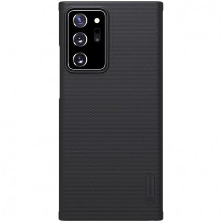 Husa Carcasa Spate pentru Samsung Galaxy Note 20 Ultra / Galaxy Note 20 Ultra 5G - Nillkin Super Frosted Shield, Neagra la pret imbatabile de 57,99lei , intra pe PrimeShop.ro.ro si convinge-te singur