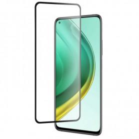 Folie Protectie Ecran pentru Xiaomi Mi 10T 5G / Mi 10T Pro 5G, Sticla securizata, Neagra  - 1